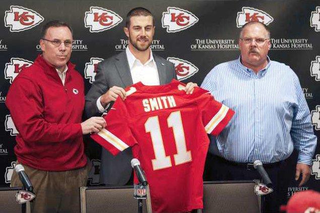spt ap Chiefs Smith