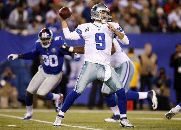 spt ap Cowboys Romo