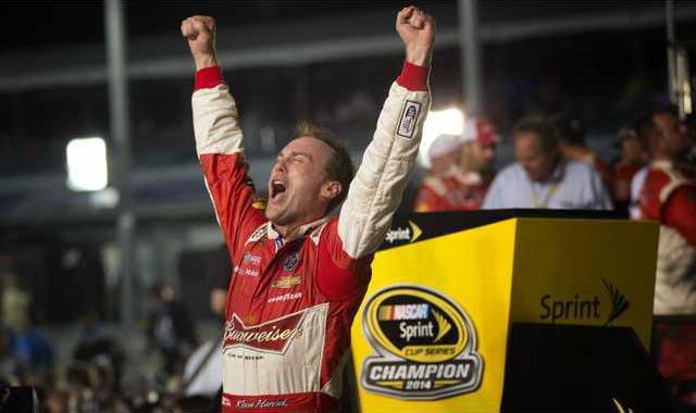 spt ap NASCAR Harvick cmyk