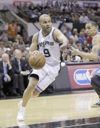 spt ap Spurs Parker