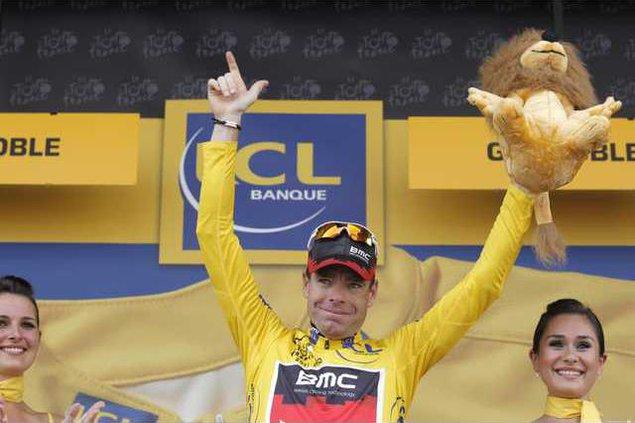 spt ap Tour de France Evans