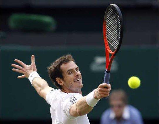 spt ap Wimbledon Murray
