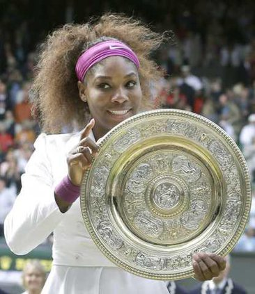 spt ap Wimbledon Williams