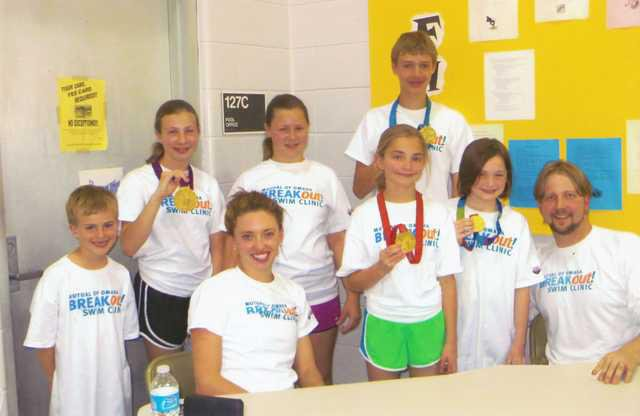 spt cp Golden Belt Swim Team