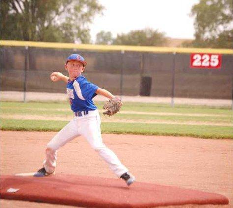 spt kp 11U baseball Jacobs