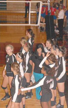 spt mm GBHS volleyball
