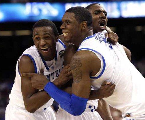 spt mm Kentucky celebrates