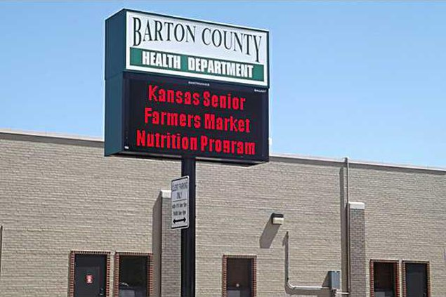 Barton County Health Dept web