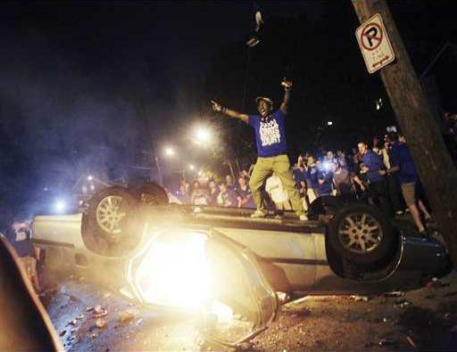 Kentucky riots