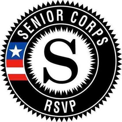 RSVP Senior Corps logo