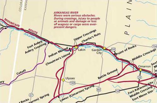 Santa Fe Trail Mountain Branch