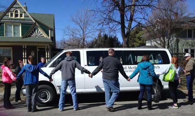 chu slt Methodists mission-trip