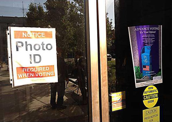 election polling places pic