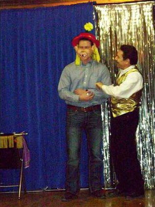 ell kl isern and magic show