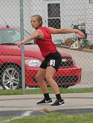 jozie jacobs GBMS discus