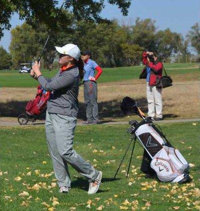 larned golf
