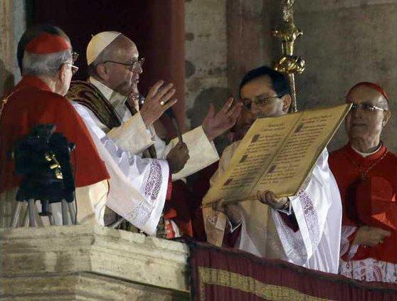 new ap pope