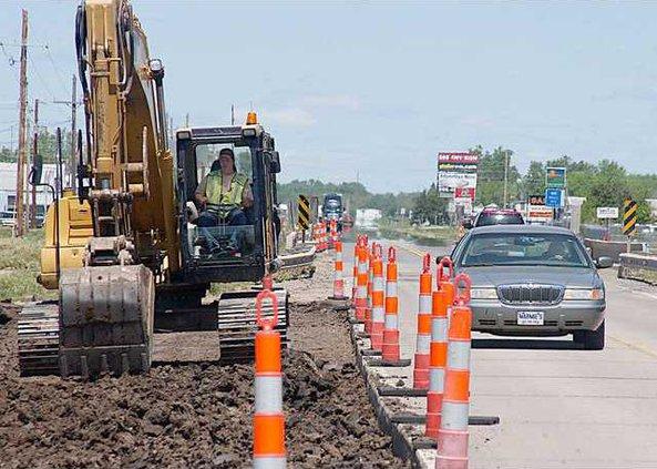 new deh 281 bridge work pic