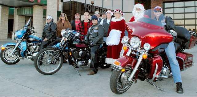 new deh biker christmas