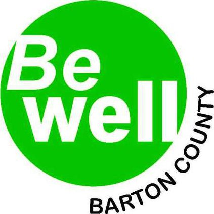 new deh commission be well barton county logo