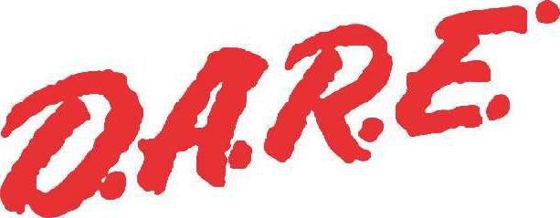 new deh county DARE logo