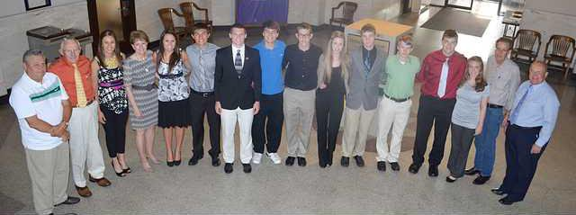 new deh county commission fbla pic
