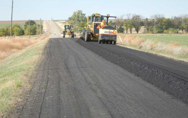new deh county road work pic