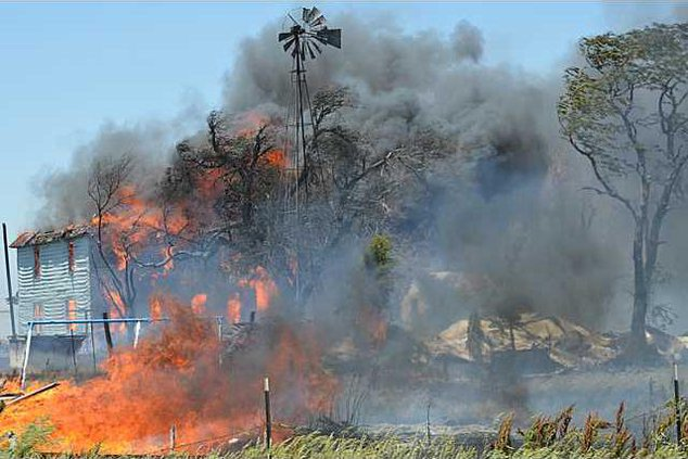 new deh farm fire main pic