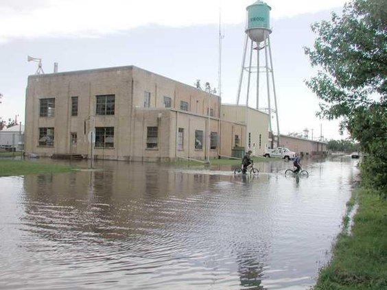 new deh flood damage meeting pic