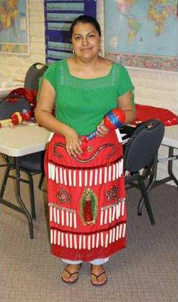 new deh hispanic dancer just one