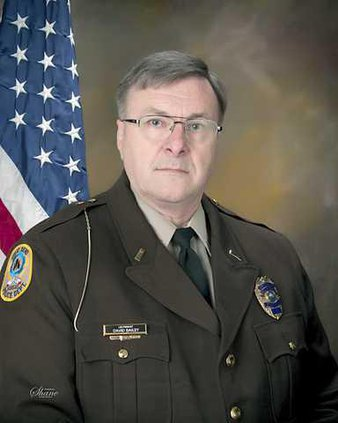 new deh interim police chief david bailey mug