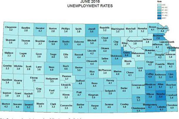 new deh june unemployment state map Page 1 web