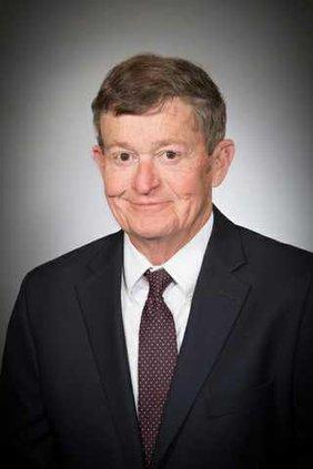 new deh pawnee county commissioner dies gary caplinger mug