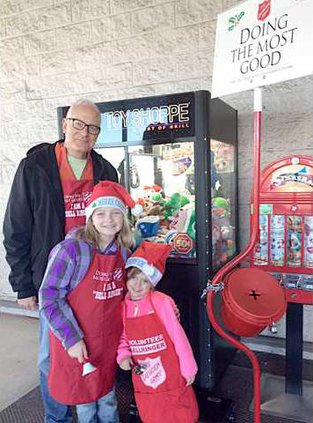 new deh salvation army kettle pic