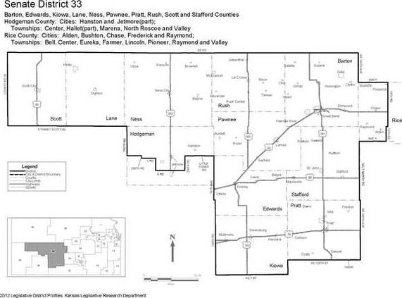 new deh senate dist 33 map