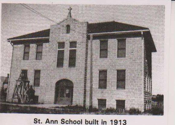 new deh st anns 1913
