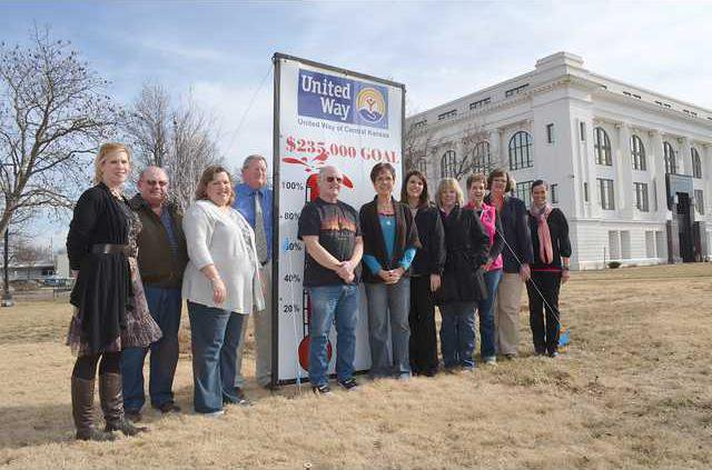 new deh united way goal pic