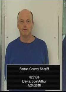 new re Drug Arrest davisjoel
