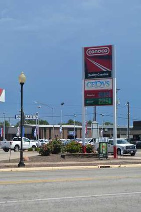 new re Gas Prices
