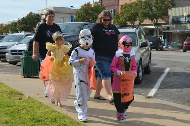 new re Halloween Safety