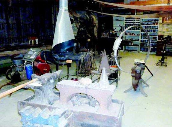 new slt blacksmith forge