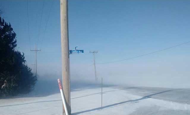new slt icy crashes