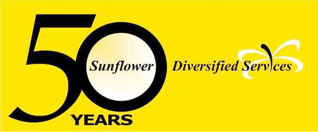 new slt sunflower logo