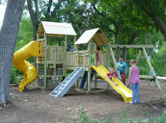 new slt zoo playground