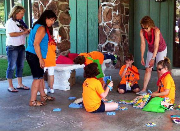 new vlc camp hope scavenger hunters