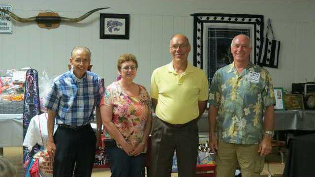 new vlc clara Barton 1990 board members present at 22nd annual