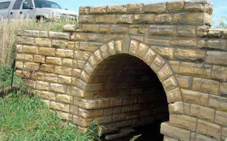 otm vlc Beaver Creek native stone bridge