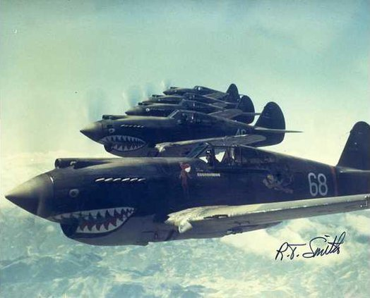 otm vlc  flying tigers WWII