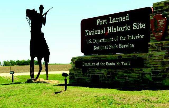 paw cp Fort Larned