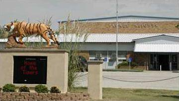 pawnee heights high school pic